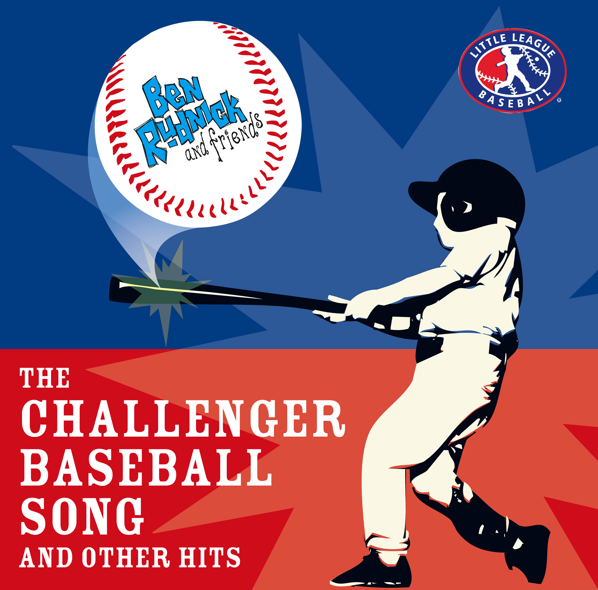The Challenger Baseball Song