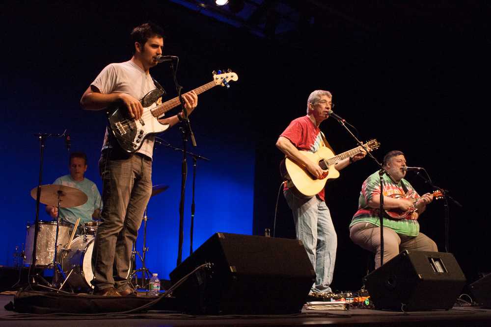 Ben Rudnick & Friends performing live