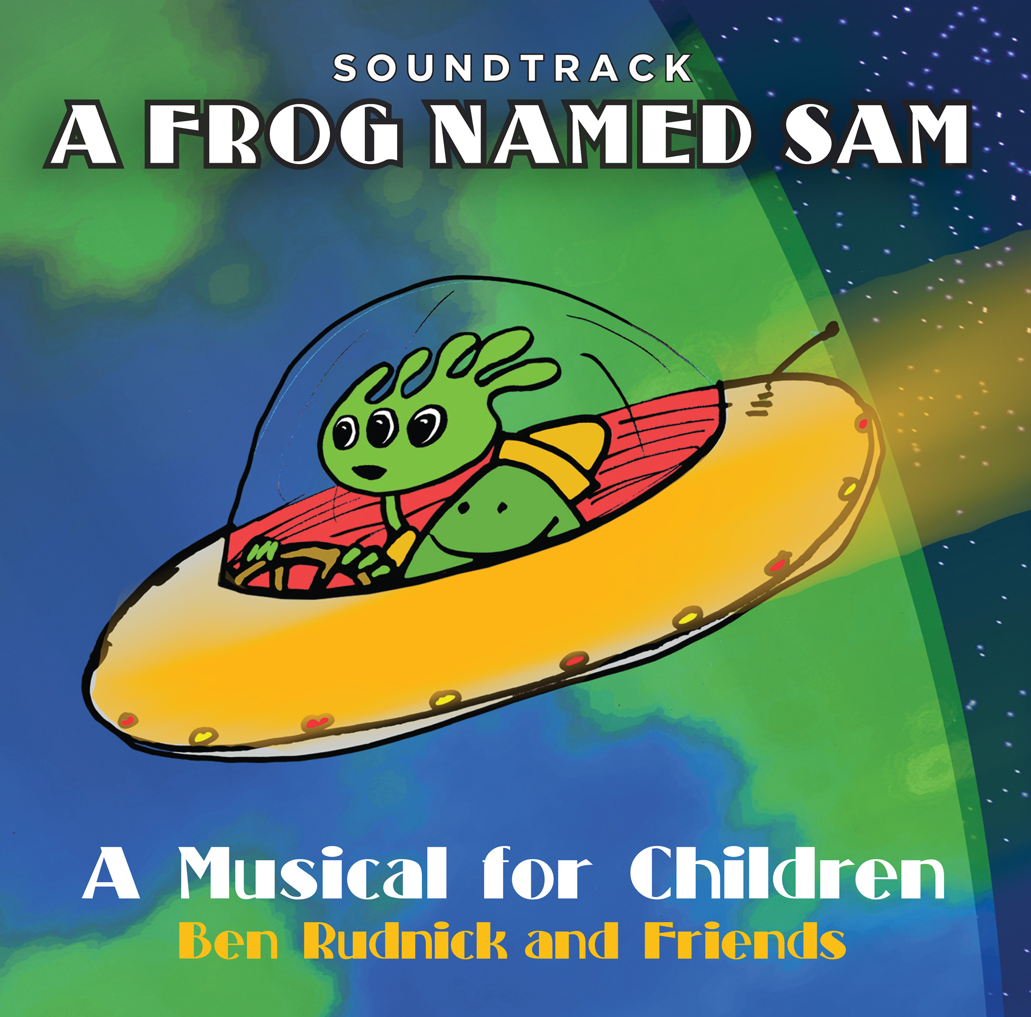 A Frog Named Sam - Soundtrack for the Play