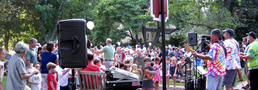 Lexington Town Day with Ben Rudnick & Friends