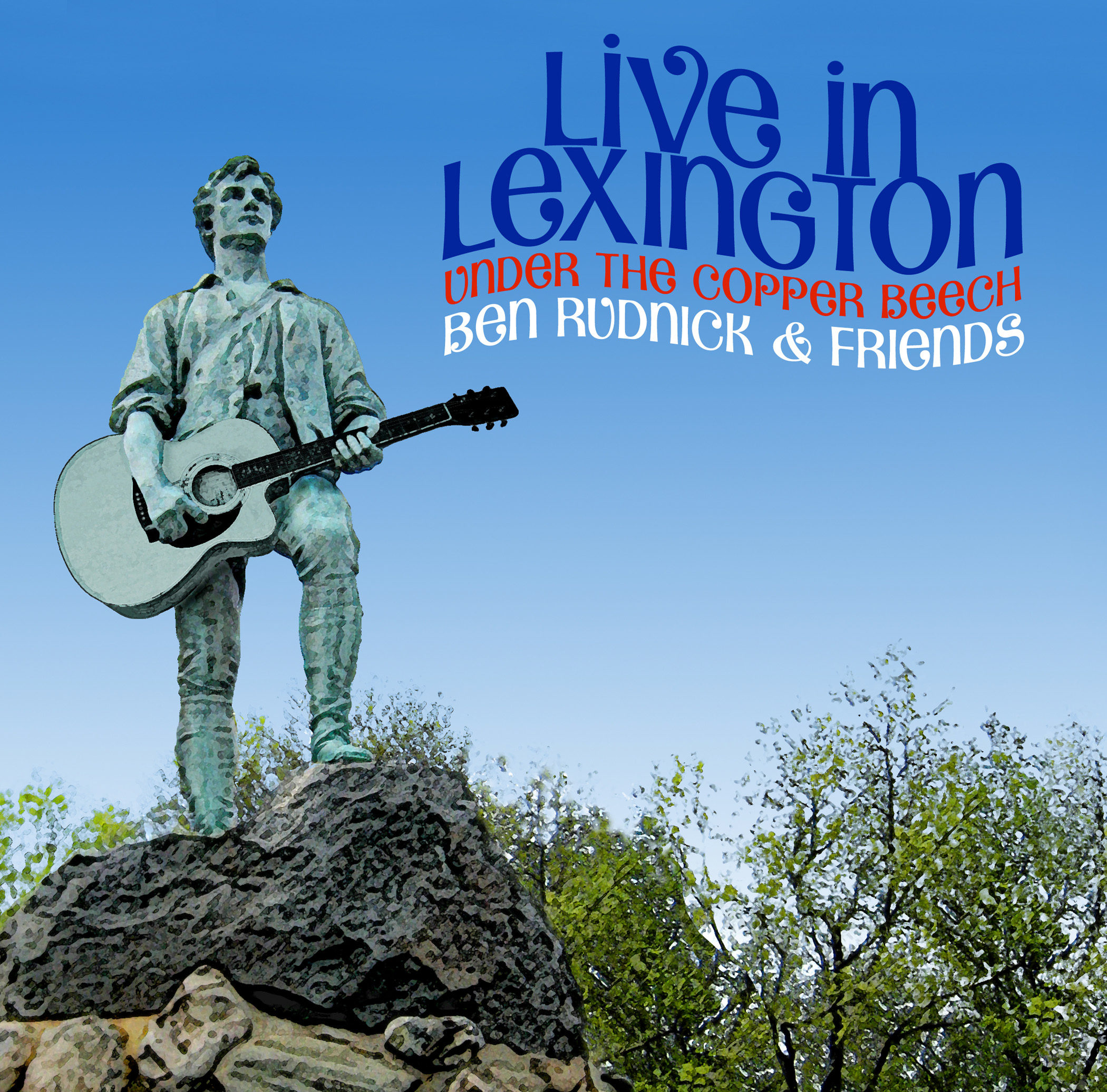 Live in Lexington - Ben Rudnick & Friends